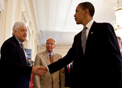 John Taylor and Pres Obama