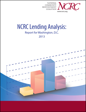 NCRC Lending Analysis: Report for Washington, DC