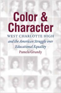 Color & Character Book Cover