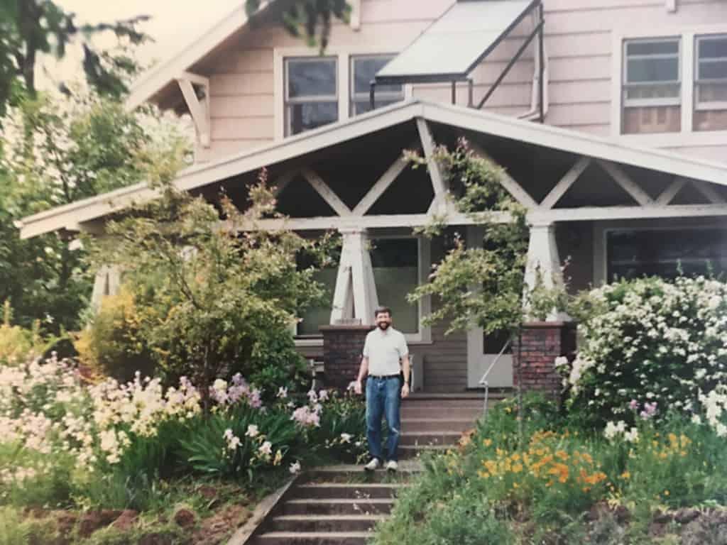 Portland, Oregon. Steven Apotheker Home