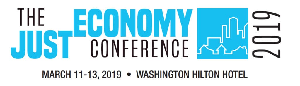 2019 Just Economy Conference