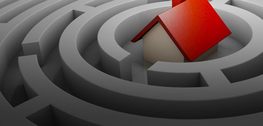 Housing maze