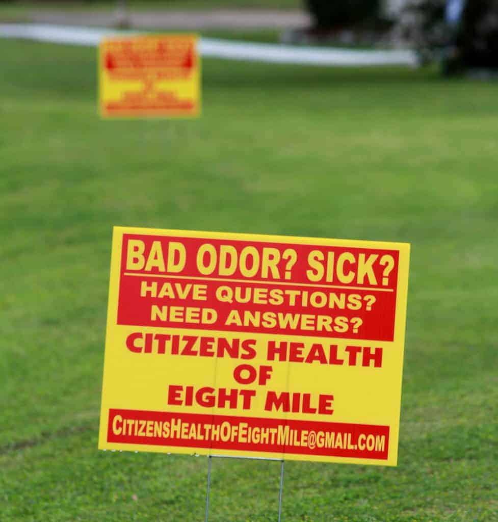 Eight Mile Alabama: A Foul Smell In Eight Mile, Alabama: How Fair Housing Laws