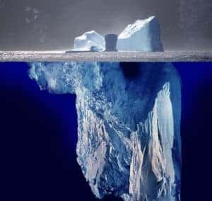 Small business lending data is the iceberg in our economic ocean