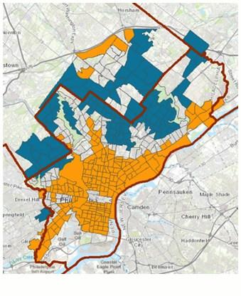 Philadelphia in 2010
