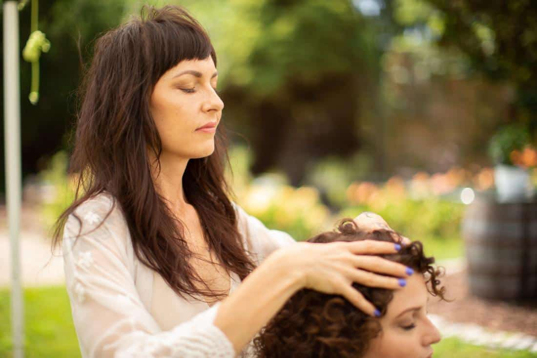 Ceremony is a unique brand integrating hair and energy work in Washington, DC. Book an appointment for Aura Balancing and Crystal Healing.