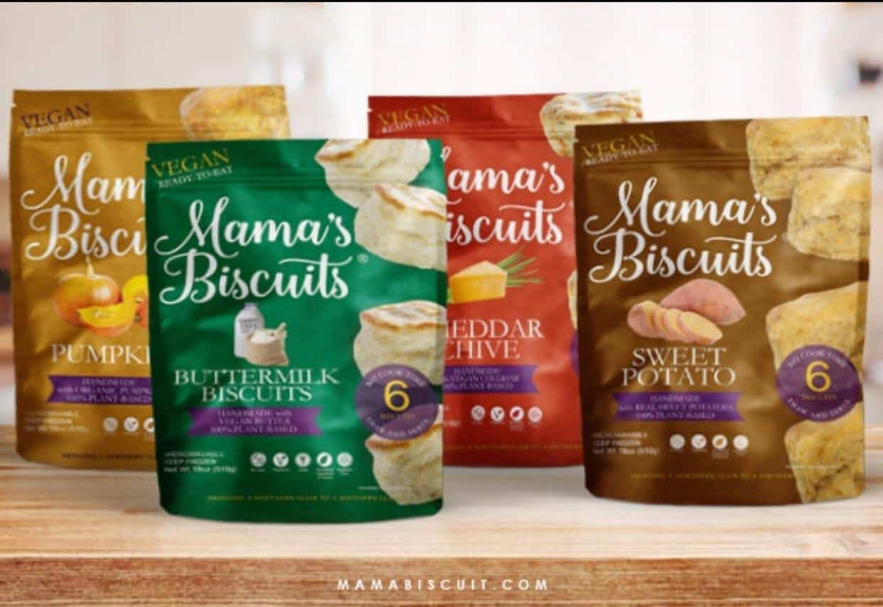 America's First gourmet biscuit company, delivering ready-to-eat classic, sweet, savory and vegan biscuits.