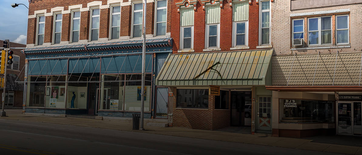 midwest store fronts